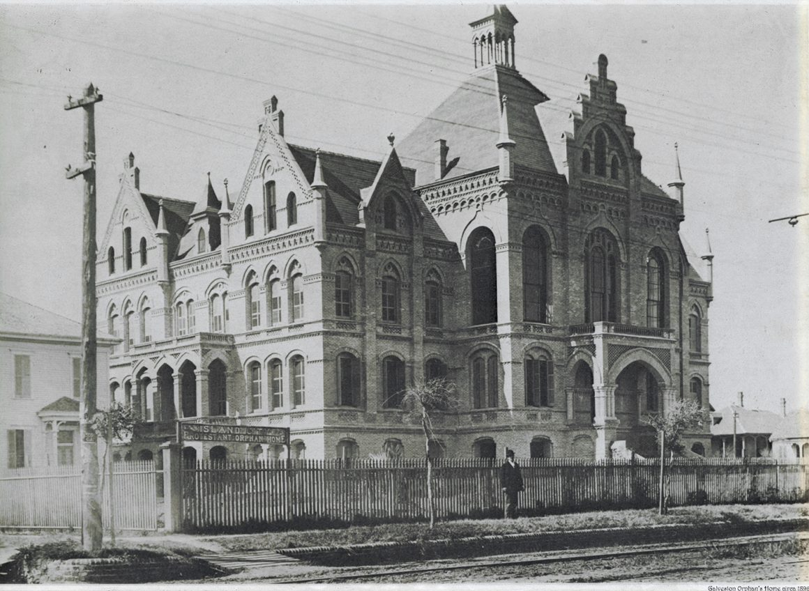 Galveston Orphans Home