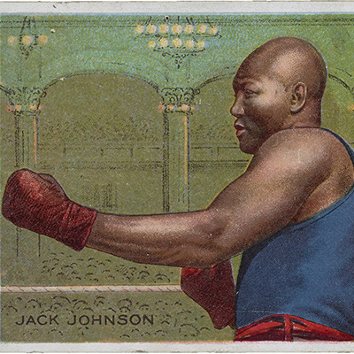 Jack Johnson Pardoned