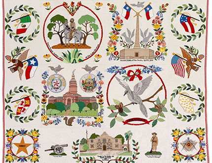 Upcoming Exhibit: Patchwork History